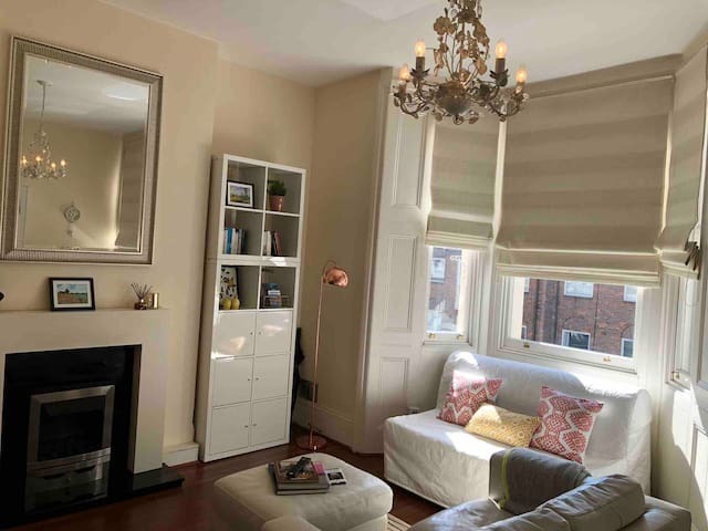 Chic 1 bed Notting Hill Flat!!