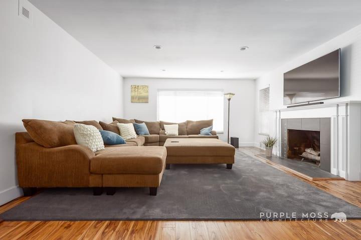 Cozy SLC SKI home