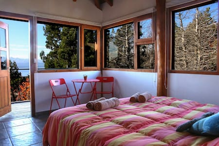 Cozy Studio Flat with Lake View