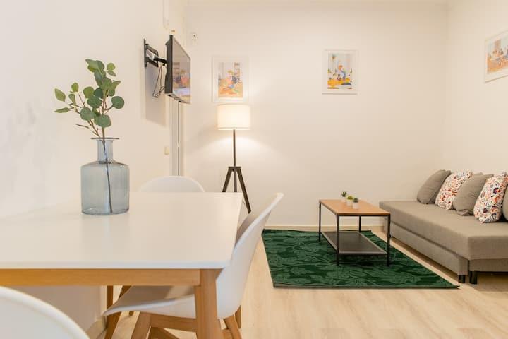 NEW 2-Bedroom apartment in Ciutat Vella