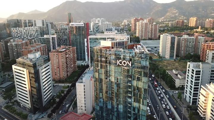 Studio Hotel en Las Condes, Santiago