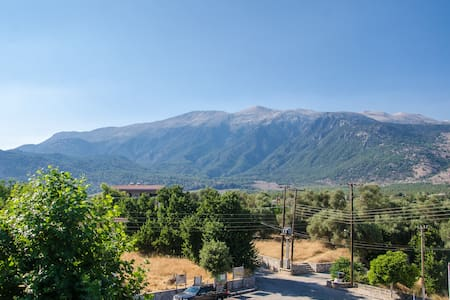 Platanos Anopoli Sfakia Mountain View triple room - Rethymno