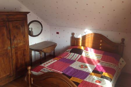 2 chambres + SDB + W.C. - Thorens-Glières - Bed & Breakfast