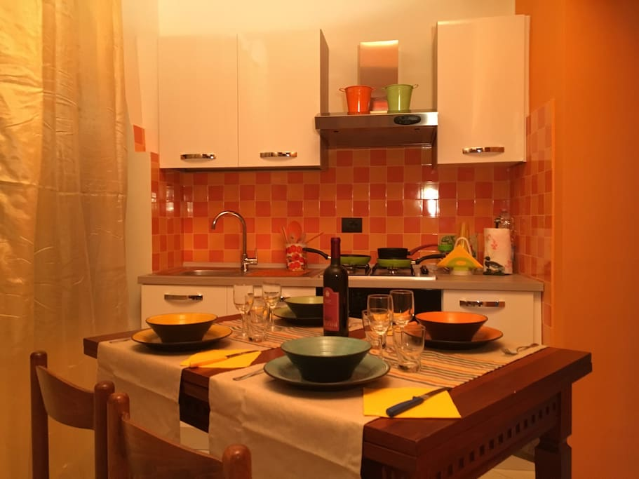 La vivace cucina