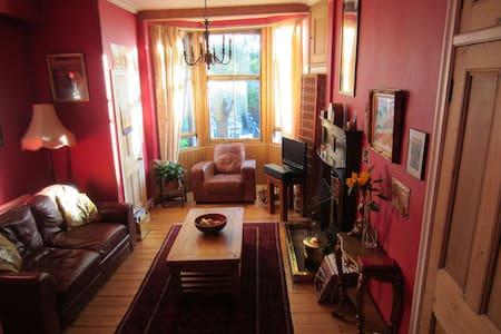 Elegant central Edinburgh apartment - Edinburgh - Apartment