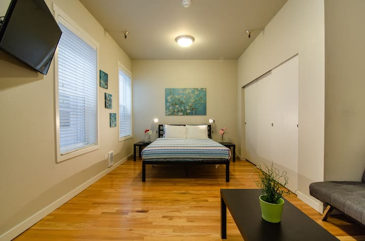 Best Value for a Studio in Downtown Seattle