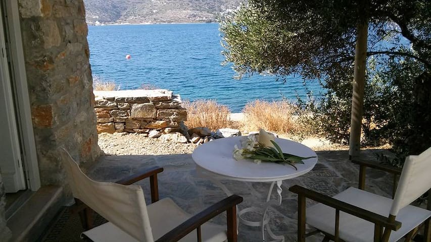 Sea house, Katapola, Amorgos