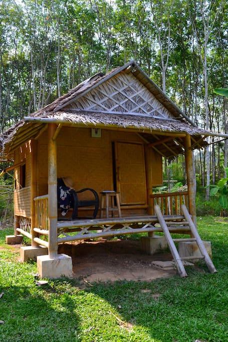 """The """"Magaloo"""" Hut"""