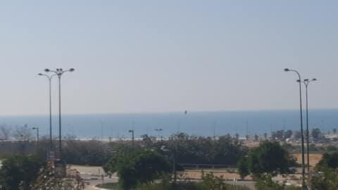 Sea view apartment Ir Yamim