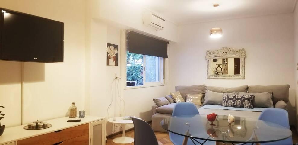 Lovely Studio in Villa Urquiza R