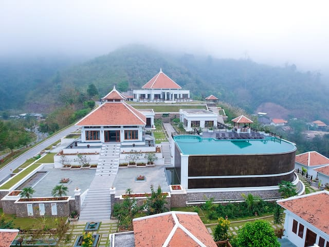 Le Grand Pakbeng (Mountain Villa Room)