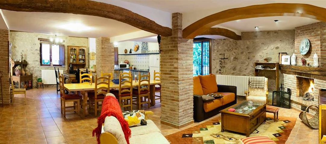 V. Liquidámbar I, La Rioja - Torrecilla en Cameros - House