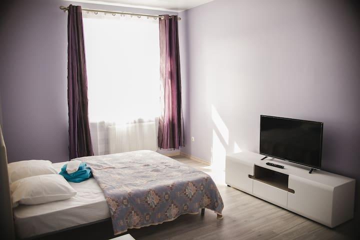 Апартаменты 1 комната, 1/3 эт.,49 м.кв. у моря - Zelenogradsk - Gastsuite