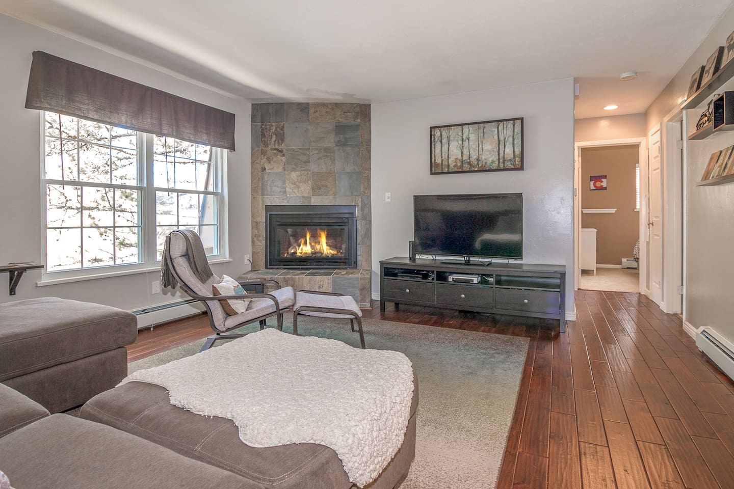 Welcome to Vail! This condo is professionally managed by TurnKey Vacation Rentals.