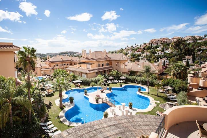 Stunning 2 bed apt.  - Marbella - Apartment