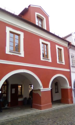 U Poly (ubytování v historickém domě v centru)