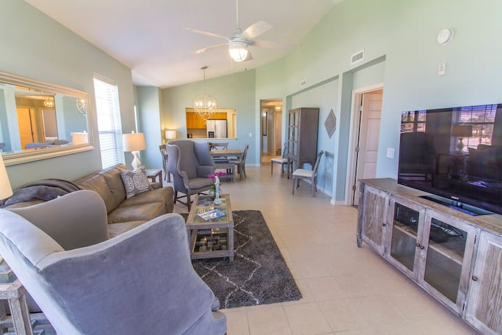 Ocean View~Professionally Decorated~Fishing Pier!
