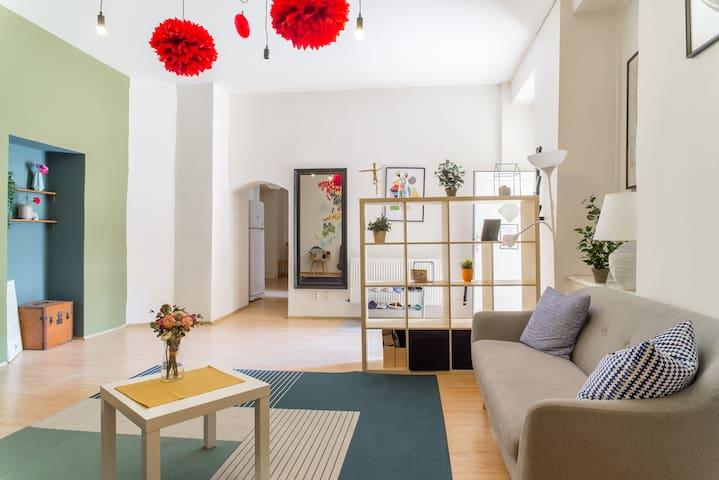 ❤︎ Deluxe Apartment | HomeMade Breakfast | Terrace