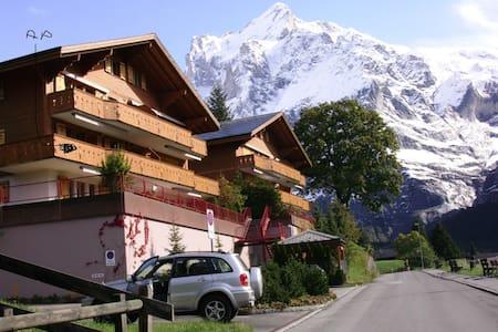 Wohnung an Traumlage in Grindelwald - Grindelwald - Apartment
