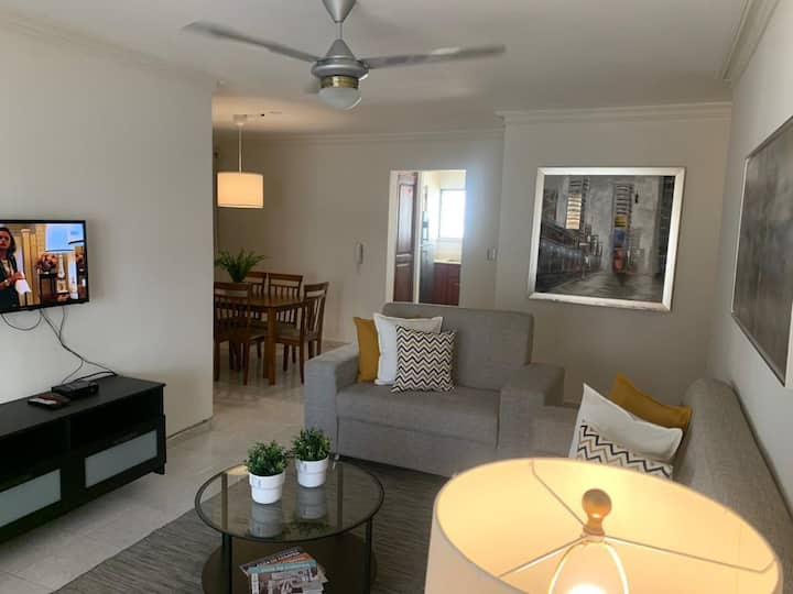 Inclusive home⭐️ 3BR Apt Full Equipped