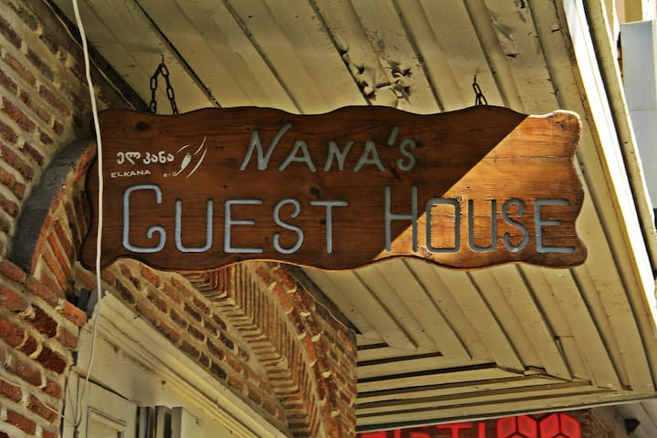 Nana's Guest House (number 1)