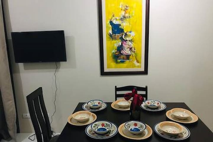 NEW! VERY Spacious 1 BR Newport ✈ NAIA Airport T3❤