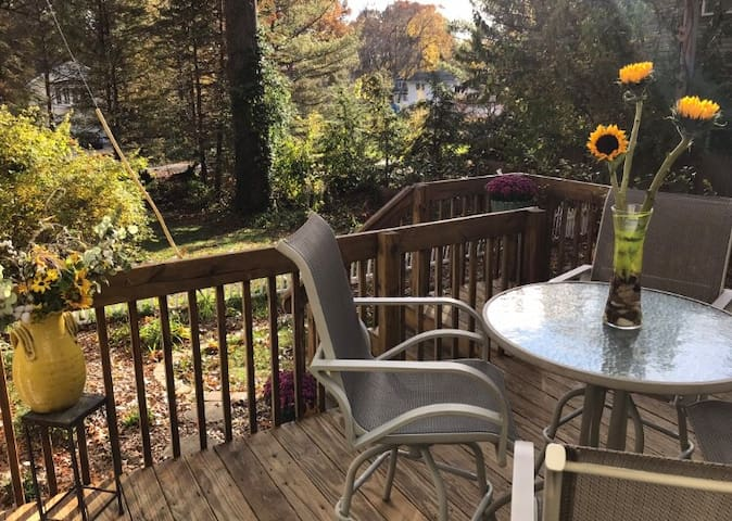 The Village Lake House:  Get Away and Relax!