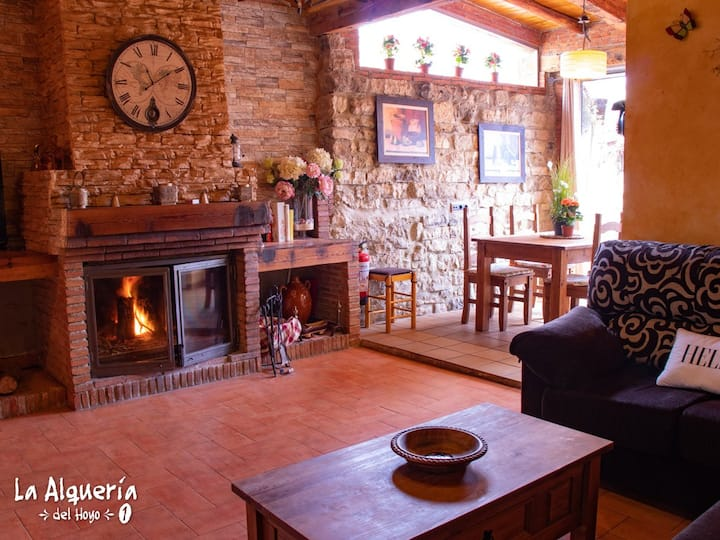 Casa Rural Alqueria del Hoyo I ( Ideal familias )