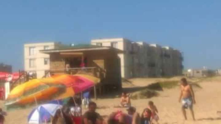 Departamento en la Playa, Las Cruces