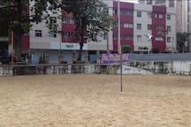 Apt 02 quartos (01 suíte) Praia das Castanheiras.