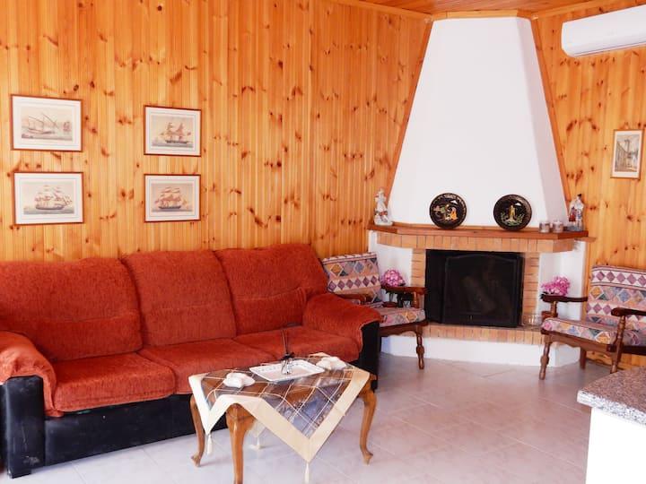 Loukas Summer-House Galini