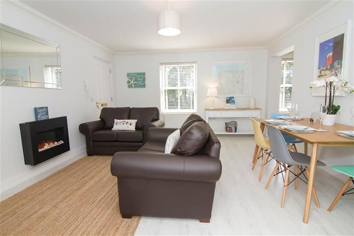Apartment in Old Hunstanton - 5 mins to the beach