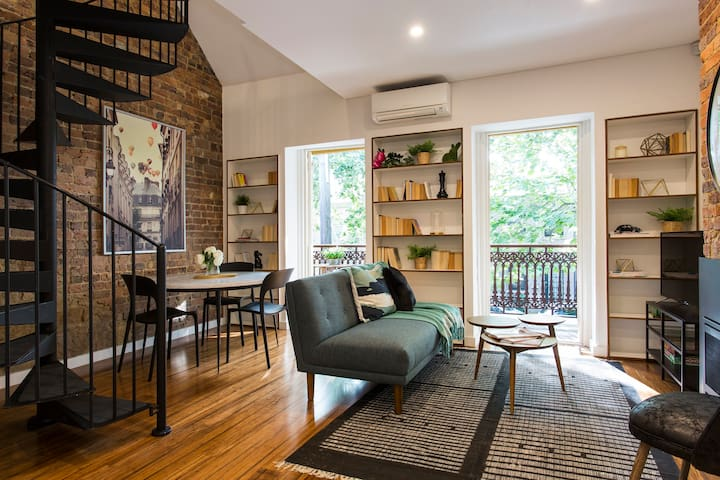 Darlinghurst NY Loft on Crown St