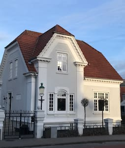 Center of Esbjerg - apartment with own bath/toilet - Esbjerg - Dom