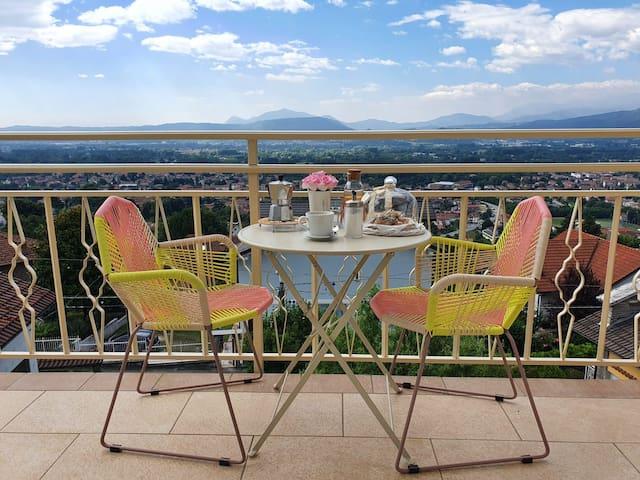 Fiori e Frutti Charming Penthouse & Stunning View