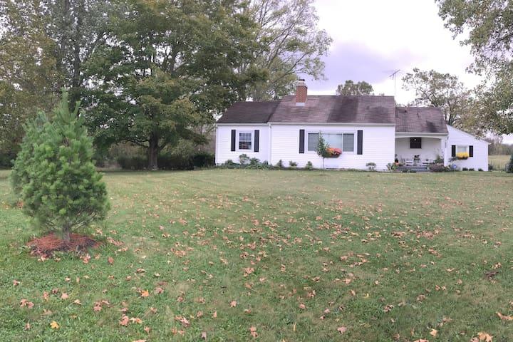 KIDD FARM COTTAGE entire house