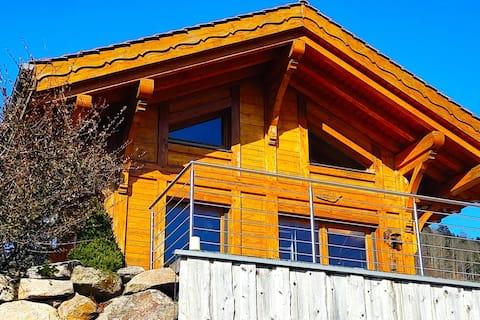 Superbe chalet Hautes Vosges en pleine nature
