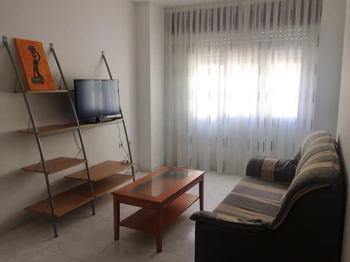 Apartamento de 3 habitaciones en Laxe, con balcón - a 80 m de la playa