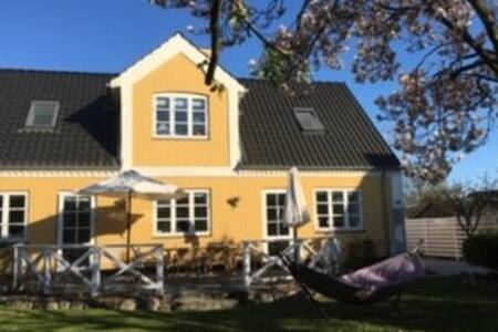 Family-friendly house close to Copenhagen