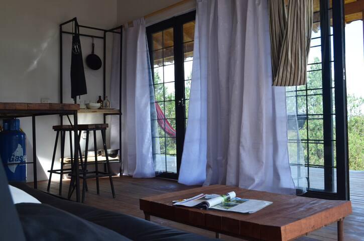 Loftstudio in countryside (near Medellin airport)