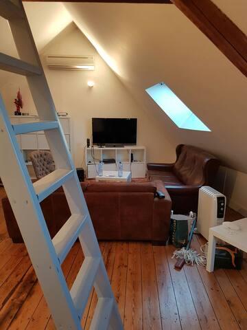 Beautiful Studio in Antwerp City Centre - Ambéres - Apto. en complejo residencial