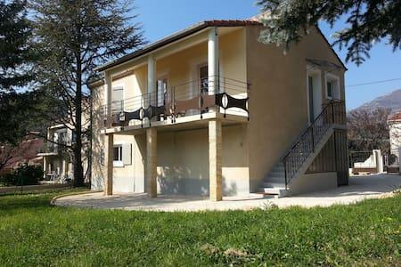 Maison rénovée quartier résidentiel au calme - Buis-les-Baronnies