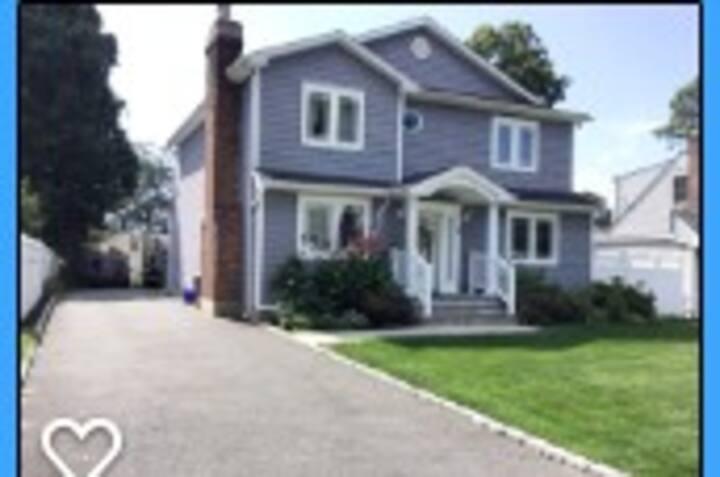 Glen Cove beautiful  home.