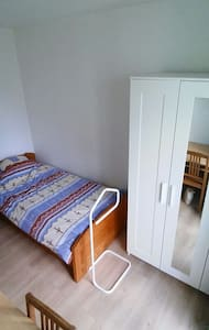 chambre lumineuse&confortable - Appartement