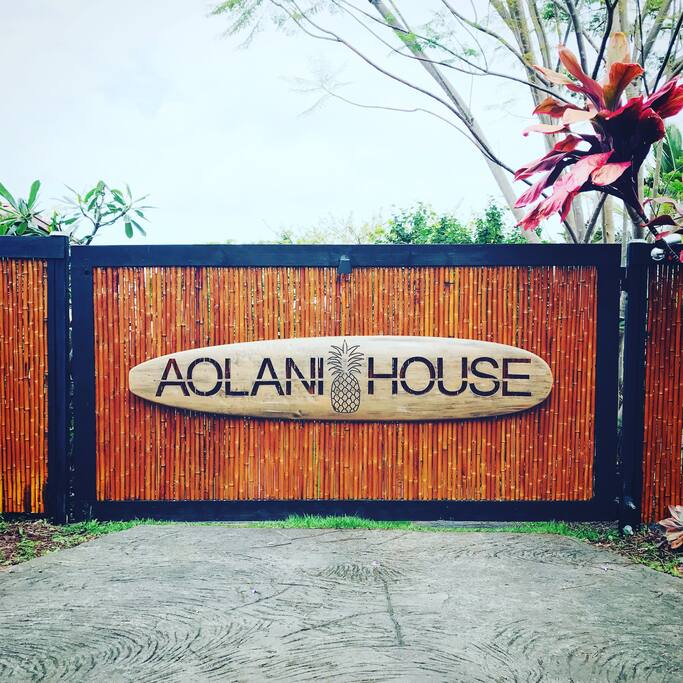 Welcome To Aolani House-A Resort Style Home