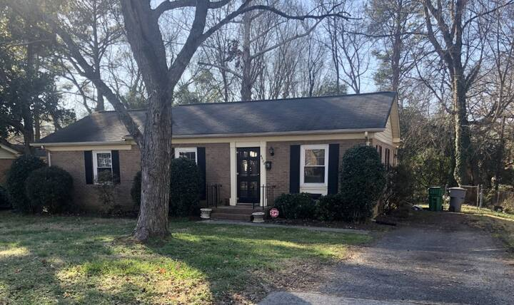 Charlotte Home in desirable Madison Park/Montford