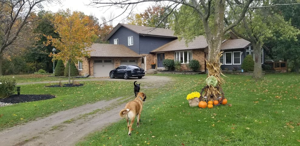 Country charm minutes from Goderich!