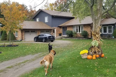 Country Retreat  minutes from Goderich