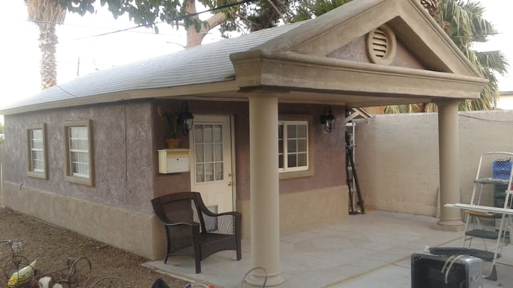 small guest house , private independent entrance