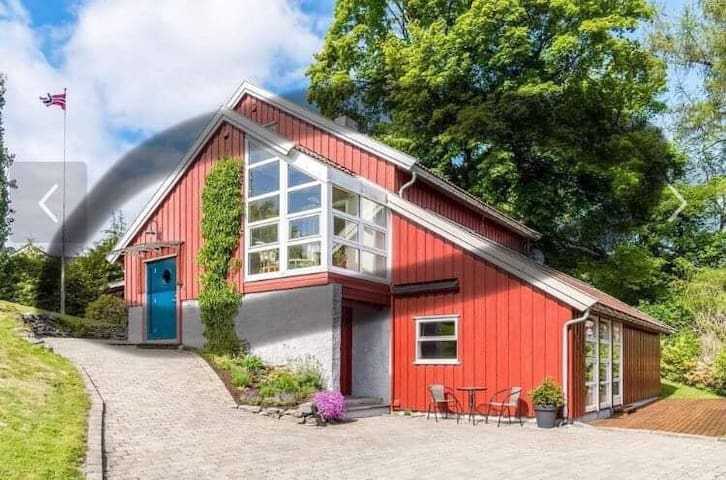 Cosy, quiet and central house in Trondheim